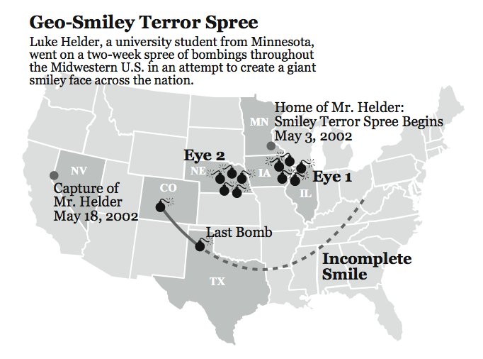 smiley-bomber
